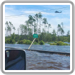La Guardia Nacional del Ejército ayudó a las personas atrapadas en las aguas de las inundaciones causadas por el huracán Harvey, que tocó tierra en agosto, en Texas.