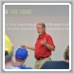 El instructor de MOST, Steve Speed, habla del valor de una reputación positiva.