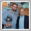 Ryan Creeden recibió el premio IBB Conservation Steward of the Year 2019, otorgado por el director de Relaciones Sindicales de USA, Walt Ingram.