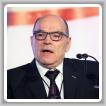 El vicepresidente internacional del Noreste John Fultz