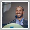 Adel Elseri habla a los asistentes a la Trigésima Cuarta Reunión Tripartita Nacional MOST de los Boilermakers como el «embajador de presentarse» sobre la importancia a largo plazo de la confiabilidad y excelencia de los trabajadores.