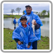 USA, UAW Local 1853 y UAW Región 8, y Tennessee Wildlife Resources Agency invitaron a más de doscientos jóvenes y sus padres a Spring Hill, Tennessee, a Take Kids Fishing Day, en Tennessee Children's Home el 13 de abril del 2019.