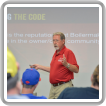 MOST instructor Steve Speed discusses the value of a positive reputation.