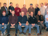 Members of Nova Scotia Locals 73, D324, and D579 attend steward training March 27.