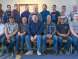 Canadian members complete project management course