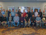 Sixteen members from across Canada completed a week-long project management course in Toronto late January.