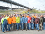 Boilermakers learn Code at TVA Gallatin Fossil Plant