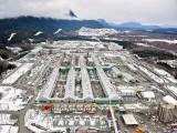 The Rio Tinto Alcan aluminum smelter at Kitimat, British Columbia. Courtesy Rio Tinto Alcan