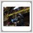 El Boilermaker Mark Felgar, L-104, enciende una antorcha de capullo de rosa para hacer lo que él llama el «Cadillac de los cabrestantes» en Markey Machinery en Seattle.